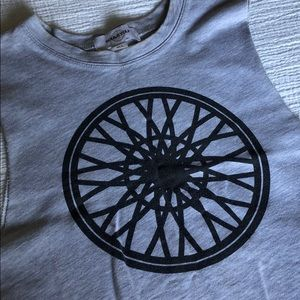 SoulCycle crop top, size M/L